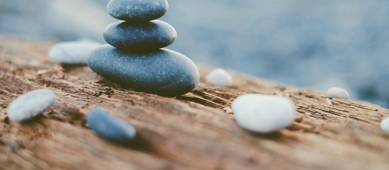 spirit rocks at the beach